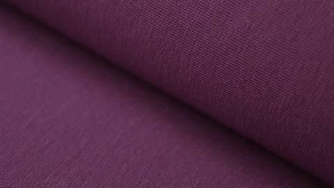 Violetter Stretch-Jersey - 145 cm kaufen im Makerist Materialshop