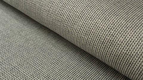 Hellgrau-navy Hamburger Liebe Elastic-Jersey: knit knit - 130 cm kaufen im Makerist Materialshop