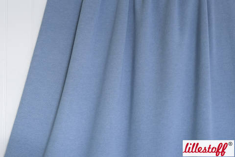 Sweat lillestoff: Taubenblau - 160 cm kaufen im Makerist Materialshop