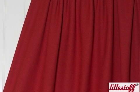 Roter Bio-Wolljersey lillestoff - 140 cm kaufen im Makerist Materialshop