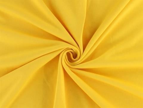 Gelber Sweatshirtstoff - 150 cm kaufen im Makerist Materialshop