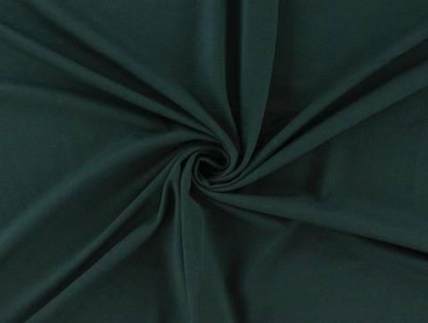 Dunkelgrüner Sweatshirtstoff - 150 cm kaufen im Makerist Materialshop