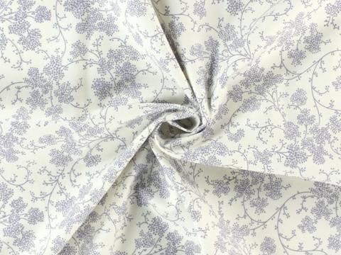 Weiß-flieder Baumwollstoff: Holunder - 140 cm kaufen im Makerist Materialshop