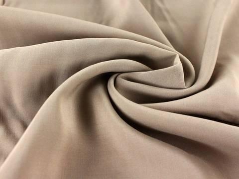 Schlammfarbene Viskose Voile - 135 -140 cm kaufen im Makerist Materialshop