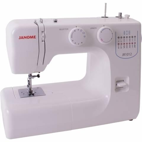 Janome JR 1012 kaufen im Makerist Materialshop