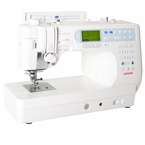 Janome Memory Craft 6600 kaufen im Makerist Materialshop
