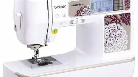Brother Innov-is 955 - Stick- und Nähmaschine  kaufen im Makerist Materialshop
