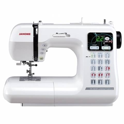 Janome DC 4030 Limited Edition kaufen im Makerist Materialshop