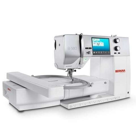 Bernina B 560 inkl. Stickmodul kaufen im Makerist Materialshop