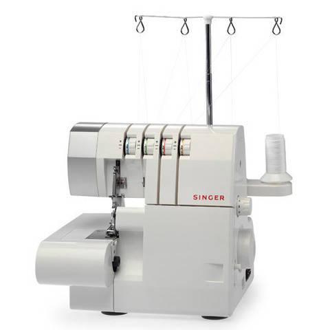 Singer Overlock 14SH-754 - Overlockmaschine kaufen im Makerist Materialshop