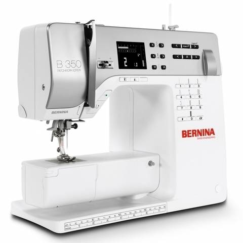 Bernina B 350 PE im Makerist Materialshop
