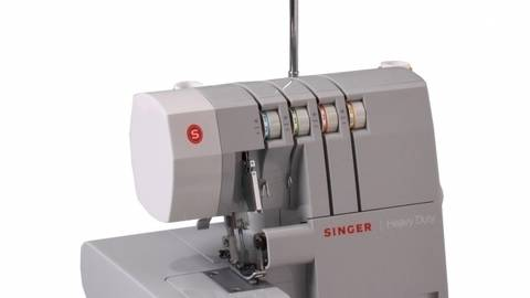 Singer Overlock 854 Heavy Duty kaufen im Makerist Materialshop
