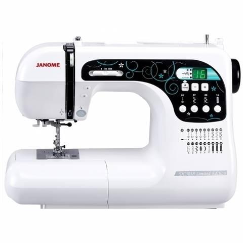 Janome DC 3018 Limited Edition kaufen im Makerist Materialshop