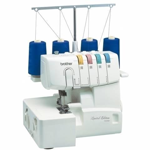 Brother 1034D Limited Edition - Overlockmaschine kaufen im Makerist Materialshop