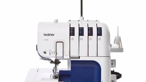 Brother Overlock 4234D kaufen im Makerist Materialshop