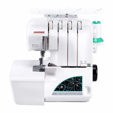 Janome MyLock 644 D Limited Edition kaufen im Makerist Materialshop