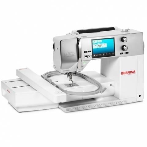 Bernina B 570 QE mit Stickmodul kaufen im Makerist Materialshop