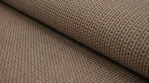 Brauner Hamburger Liebe Elastic-Jersey: knit knit - 130 cm kaufen im Makerist Materialshop