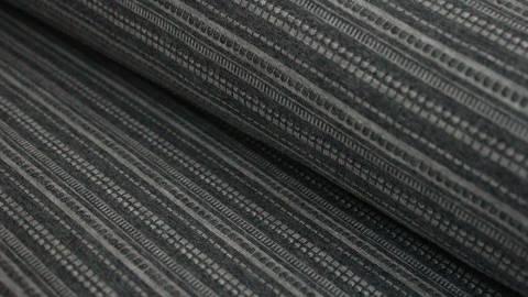 Strukturierter Jacquard-Jersey: Ringel - 140 cm kaufen im Makerist Materialshop