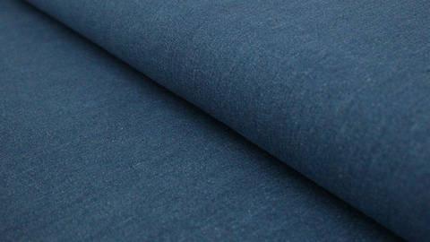 Mittelblauer Jeansstoff: Stretch schwer - 135 cm kaufen im Makerist Materialshop