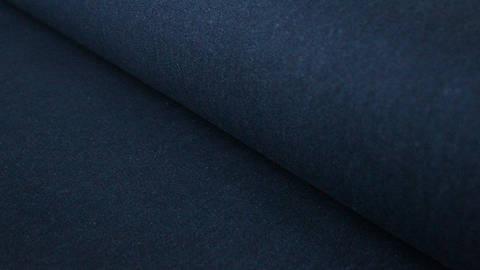 Dunkelblauer Jeansstoff: Stretch schwer - 135 cm kaufen im Makerist Materialshop