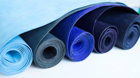"""Farbpaket """"Winterfarben"""": Waschbares Papier von kulörtexx kaufen im Makerist Materialshop"""