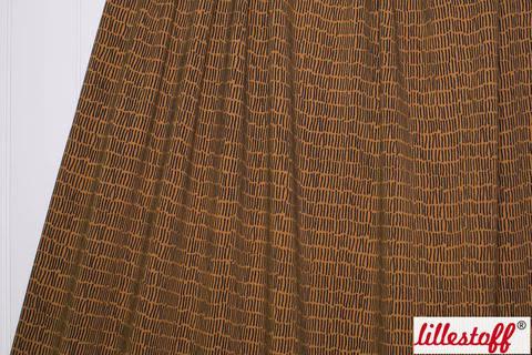 Brauner Bio-Jersey lillestoff: Farn Kombi - 150 cm kaufen im Makerist Materialshop