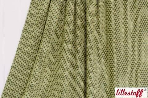 Grüner Jacquard lillestoff: Greenberry Pitti - 160 cm kaufen im Makerist Materialshop