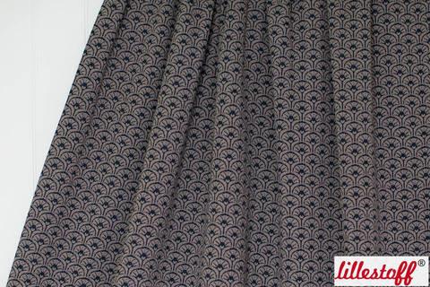 Mokka Jacquard lillestoff: Rising Sun - 170 cm kaufen im Makerist Materialshop