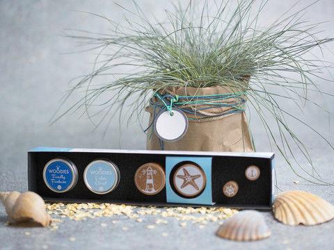 Stempelset Woodies: MARITIM - Bastelmaterial kaufen im Makerist Materialshop