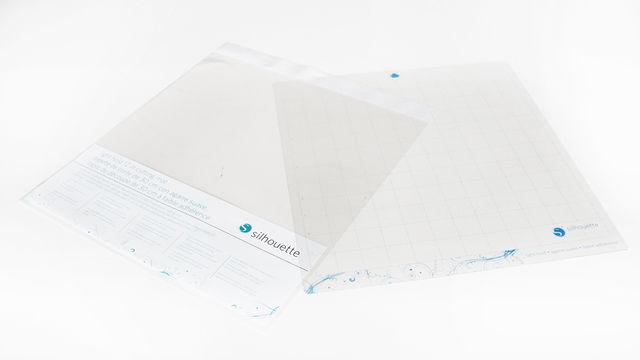 Schneidematte leicht selbstklebend 12 x 12 für SILHOUETTE Cameo - Plotter und Folien kaufen im Makerist Materialshop