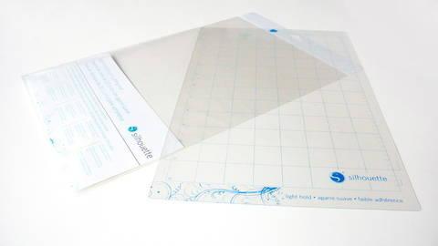 Schneidematte leicht selbstklebend 8 x 12 für SILHOUETTE Portrait kaufen im Makerist Materialshop