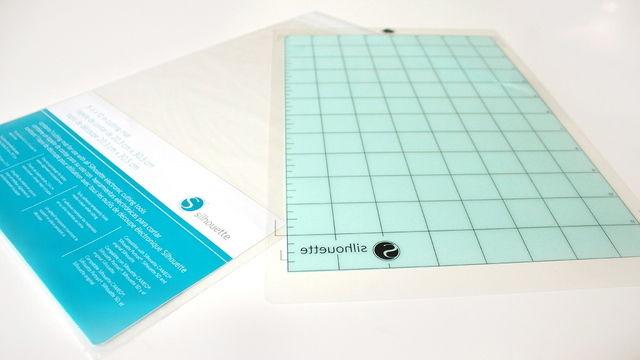 Schneidematte  8 x 12 für SILHOUETTE Portrait - Plotter und Folien kaufen im Makerist Materialshop