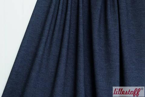 Dunkelblauer Summerjeans lillestoff: Woman - 160 cm kaufen im Makerist Materialshop