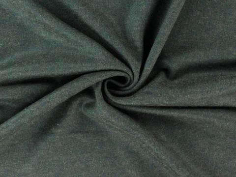 Dunkelgrauer Strickstoff: melange - 135 cm kaufen im Makerist Materialshop