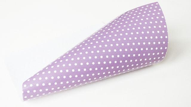 Pünktchen Flexfolie zum Plotten - lila - Plotter und Folien kaufen im Makerist Materialshop