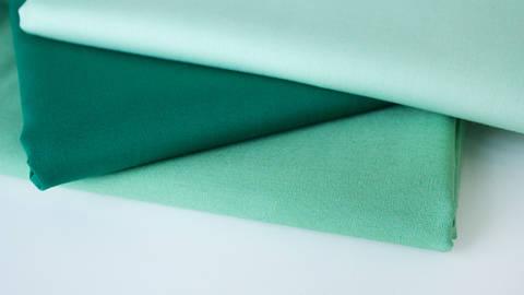3er Unikombi Stoff-Set: Heide grün - 50 cm kaufen im Makerist Materialshop