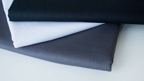 3er Unikombi Stoff-Set: Heide grau - 50 cm kaufen im Makerist Materialshop