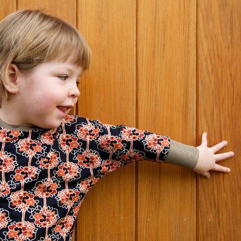 Acheter Patron pochette sweater enfant Julia par Compagnie M. dans la mercerie Makerist
