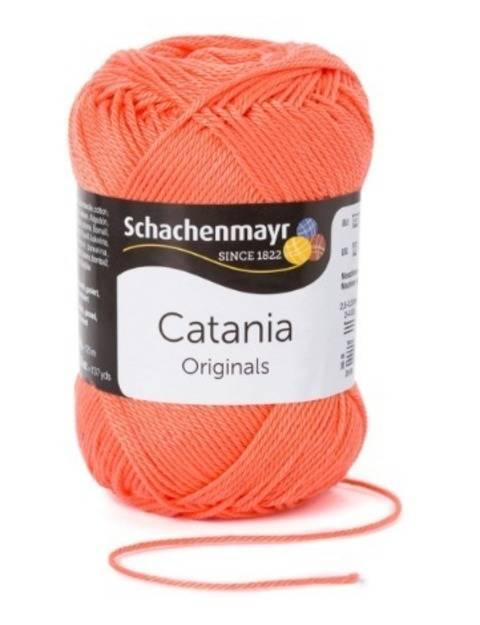 Catania von Schachenmayr - 00410 koralle kaufen im Makerist Materialshop