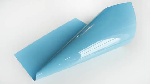 Acheter Flex premium pour plotter S - bleu ciel dans la mercerie Makerist