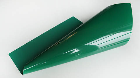 Acheter Flex premium pour plotter S - vert dans la mercerie Makerist