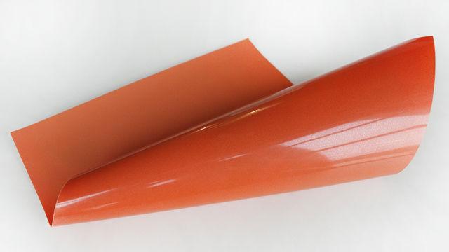 Acheter Flock pour plotter - orange - Plotters et accessoires dans la mercerie Makerist