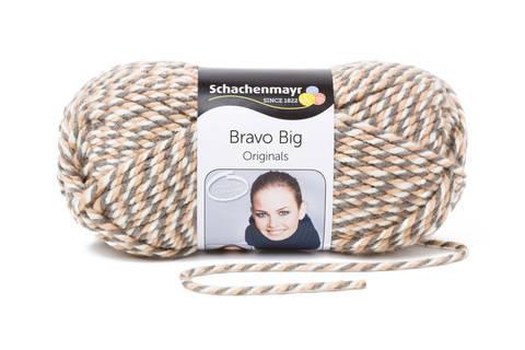 Bravo Big von Schachenmayr - 00183 granit mouliné kaufen im Makerist Materialshop