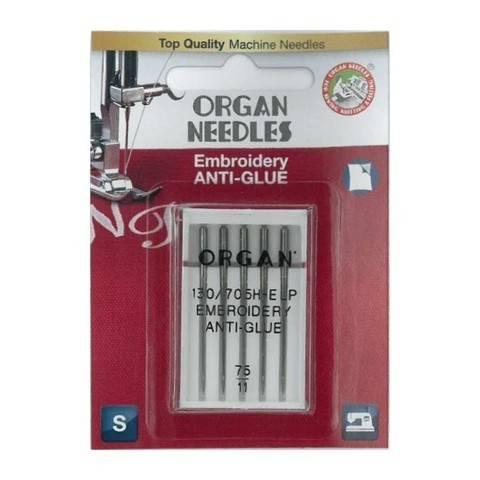ORGAN Anti Glue Nähmaschinennadeln kaufen im Makerist Materialshop