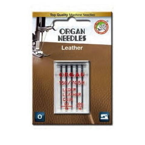 ORGAN ECO Leder Nähmaschinennadeln kaufen im Makerist Materialshop