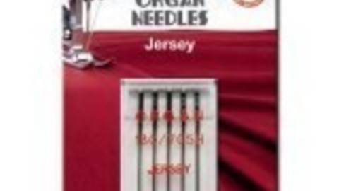 ORGAN Jersey ECO Nähmaschiennadeln kaufen im Makerist Materialshop