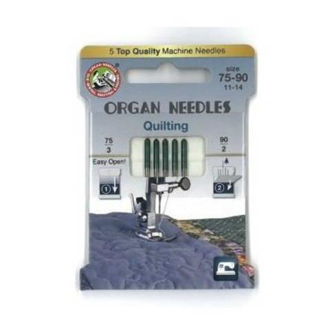 ORGAN H-E Embroidery Nähmaschinennadeln kaufen im Makerist Materialshop