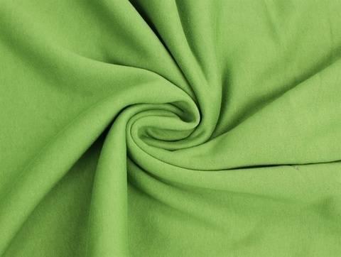 Hellgrüner Sweat kaufen im Makerist Materialshop