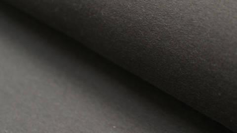 Schwarzer Bündchenstoff: Heike - 100 cm kaufen im Makerist Materialshop